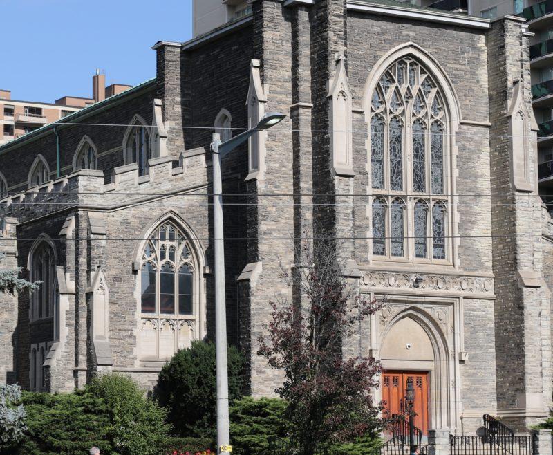 Catholic church in Toronto