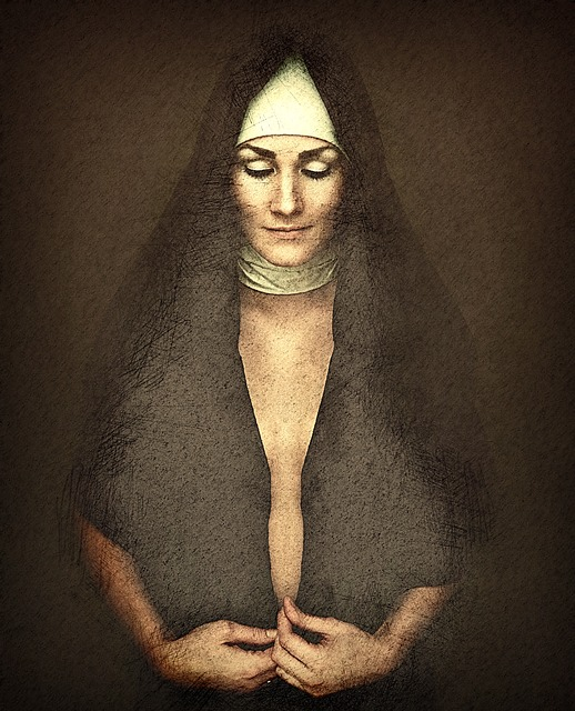 Featured image for The Sensual Nun