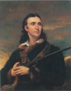 Portrait of Audubon by John Syme.